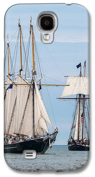 The Tall Ships Galaxy S4 Case by Dale Kincaid