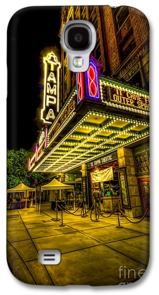 Big Screen Galaxy S4 Cases - The Tampa Theater Galaxy S4 Case by Marvin Spates