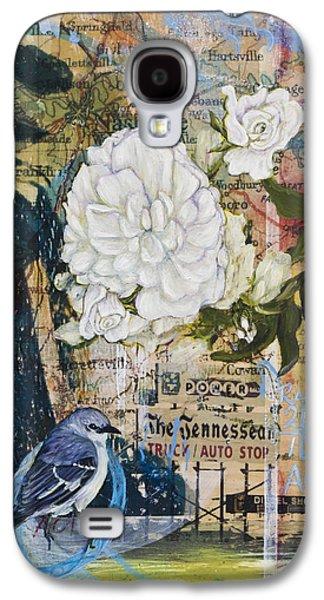 The Tennessean Galaxy S4 Case by Andrea LaHue aka Random Act