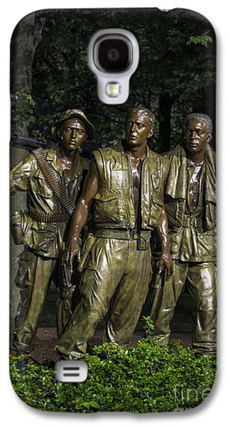 Harts Galaxy S4 Cases - The Three Soldiers Galaxy S4 Case by John Greim