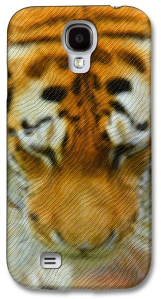 The Tiger Hunt Galaxy S4 Cases - The Tiger Galaxy S4 Case by Toppart Sweden