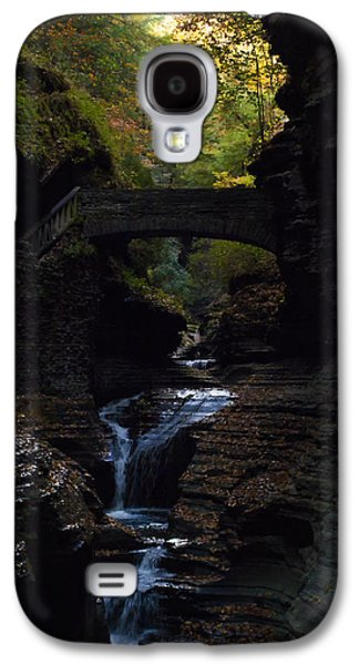 Elf Photographs Galaxy S4 Cases - The trail to Rivendell Galaxy S4 Case by Joshua House