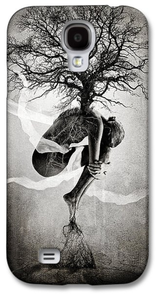 Photo Manipulation Galaxy S4 Cases - The Tree of Life Galaxy S4 Case by Erik Brede