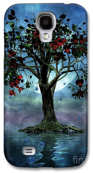 The Tree That Wept A Lake Of Tears Galaxy S4 Case by John Edwards