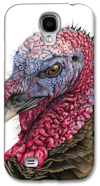 The Turkey Galaxy S4 Case by Sarah Batalka