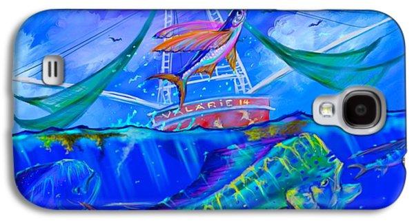 Shark Digital Galaxy S4 Cases - The Valarie  Galaxy S4 Case by Yusniel Santos