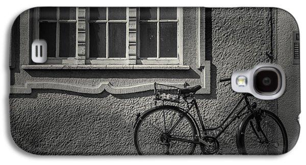 Salzburg Galaxy S4 Cases - The visit Galaxy S4 Case by Chris Fletcher
