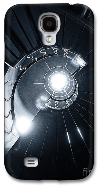 Science Photographs Galaxy S4 Cases - The Vortex Galaxy S4 Case by Edward Fielding