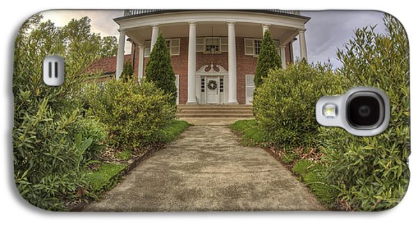 Colum Galaxy S4 Cases - The Ward Mansion - Conway - Arkansas Galaxy S4 Case by Jason Politte
