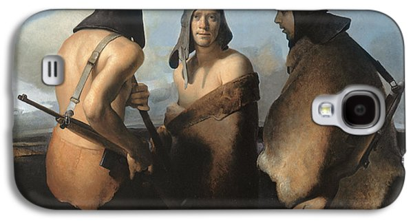 The Water Protectors Galaxy S4 Case by Odd Nerdrum