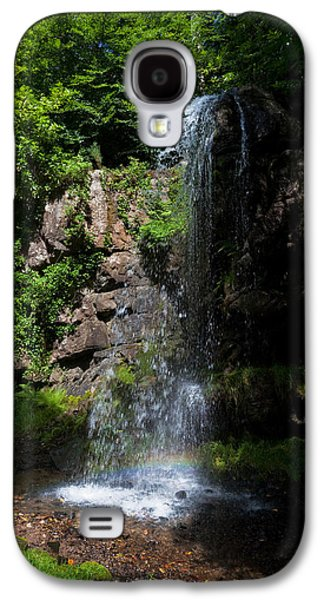 Reconstruction Galaxy S4 Cases - The Waterfall, Kilfane Glen And Garden Galaxy S4 Case by Panoramic Images