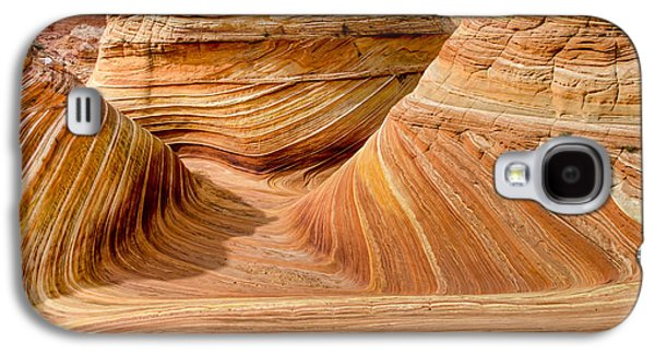 Outdoor Galaxy S4 Cases - The Wave I Galaxy S4 Case by Chad Dutson