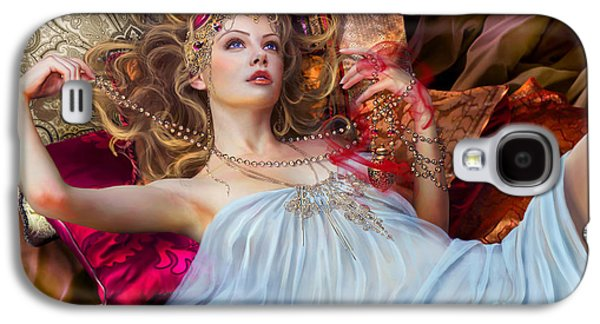 Recently Sold -  - Fantasy Photographs Galaxy S4 Cases - The Way Of Vice Galaxy S4 Case by Drazenka Kim