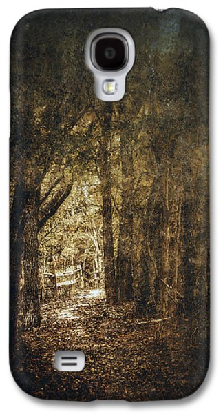 Base Path Galaxy S4 Cases - The Way Out Galaxy S4 Case by Scott Norris