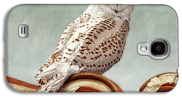 Talons Paintings Galaxy S4 Cases - The Wayward Traveler Galaxy S4 Case by Rob Dreyer AFC