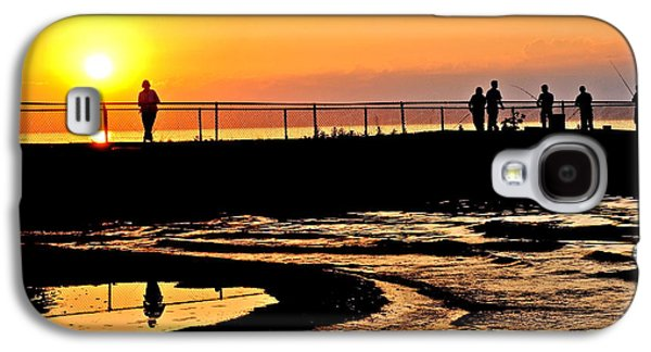 Observer Photographs Galaxy S4 Cases - The Weekend Galaxy S4 Case by Frozen in Time Fine Art Photography