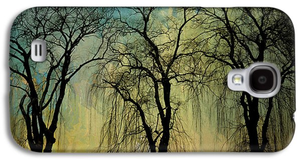 The Weeping Trees Galaxy S4 Case by Bedros Awak