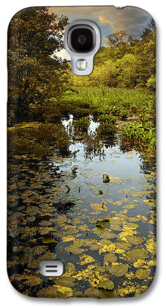 The Wetlands Galaxy S4 Case by Jessica Jenney