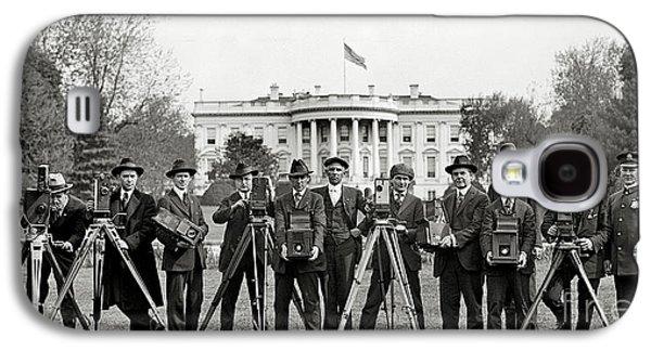 The White House Photographers Galaxy S4 Case by Jon Neidert