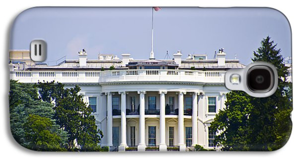 The Whitehouse - Washington Dc Galaxy S4 Case by Bill Cannon