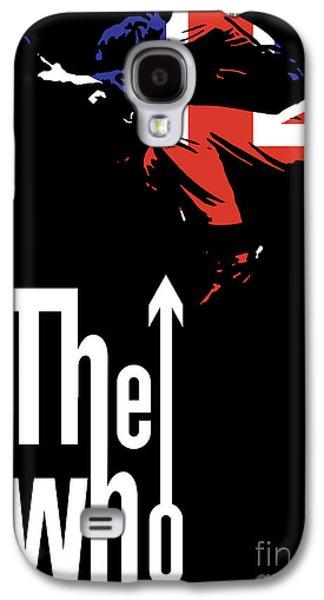 The Who No.01 Galaxy S4 Case by Caio Caldas
