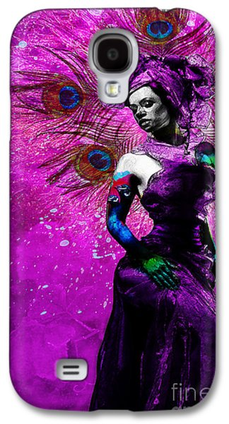 Orishas Galaxy S4 Cases - The Wife Manifestation Oshun Galaxy S4 Case by Cody Norris