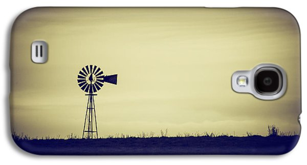 Will Power Photographs Galaxy S4 Cases - The Windmill Galaxy S4 Case by Karol  Livote