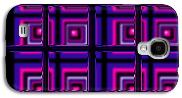 Modern Digital Art Galaxy S4 Cases - The Window Galaxy S4 Case by Anastasiya Malakhova