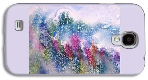 Nature Abstracts Galaxy S4 Cases -  Winds of Change Galaxy S4 Case by  Sharon Ackley