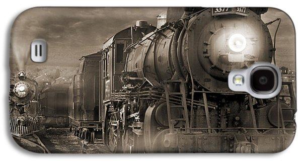 The Yard 2 Galaxy S4 Case by Mike McGlothlen