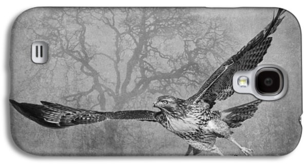 Young Birds Galaxy S4 Cases - The Young and the Old 2 Galaxy S4 Case by Angie Vogel