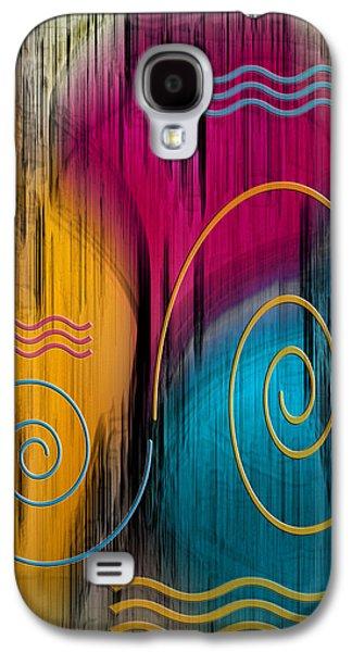 Theater Galaxy S4 Case by Ben and Raisa Gertsberg