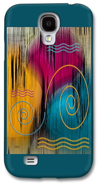 Ben Gertsberg Digital Art Galaxy S4 Cases - Theater Galaxy S4 Case by Ben and Raisa Gertsberg