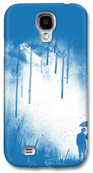 Umbrella Digital Galaxy S4 Cases - There is always a way out Galaxy S4 Case by Neelanjana  Bandyopadhyay