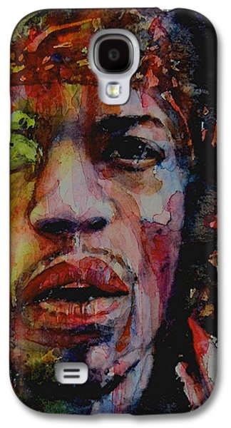 There Must Be Some Kind Of Way Out Of Here Galaxy S4 Case by Paul Lovering