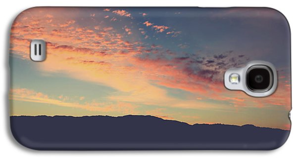 Napa Photographs Galaxy S4 Cases - Theres Only Here and Now Galaxy S4 Case by Laurie Search