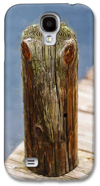 Abstract Forms Galaxy S4 Cases - They Are Watching Galaxy S4 Case by John Bailey