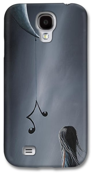 They Feel Your Love Song - Surreal Art By Shawna Erback Galaxy S4 Case by Shawna Erback