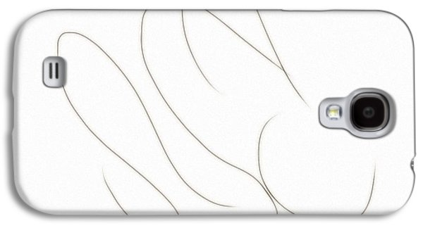 Abstract Forms Galaxy S4 Cases - This Could Be The Start ... Galaxy S4 Case by James Barnes