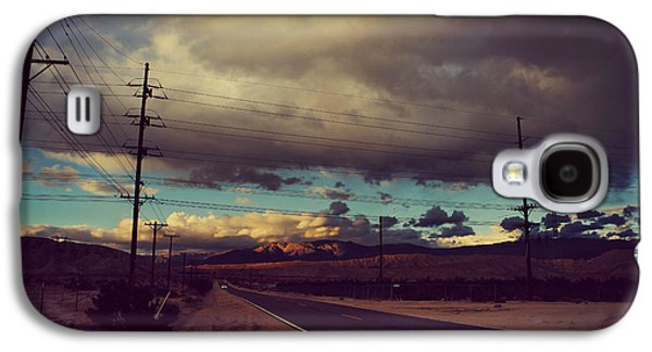 Telephone Poles Galaxy S4 Cases - This Journey of Ours Galaxy S4 Case by Laurie Search