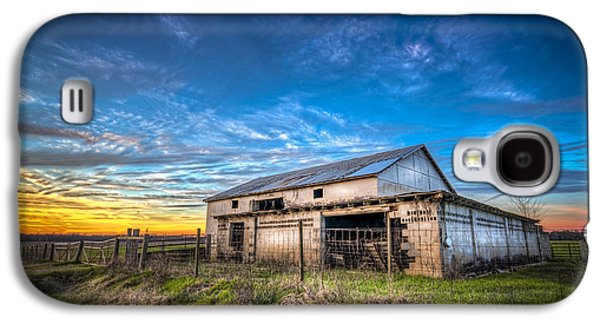 This Old Barn Galaxy S4 Case by Marvin Spates