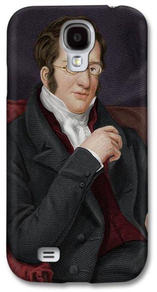 Thomas Buxton Galaxy S4 Case by Maria Platt-evans