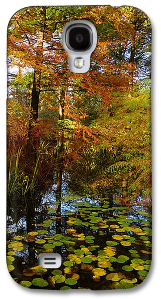 Contemplative Photographs Galaxy S4 Cases - Thoreaus Pride Galaxy S4 Case by Connie Handscomb