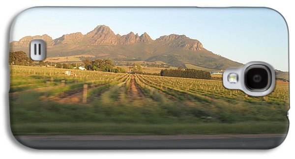 Stellenbosch Galaxy S4 Cases - Those Mountains Know The Truth Galaxy S4 Case by Frank Chipasula