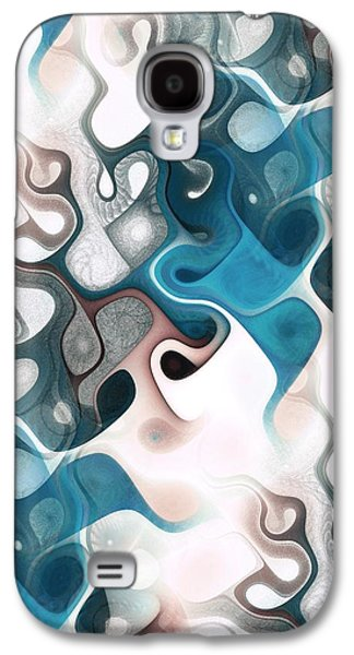 Fantasy Galaxy S4 Cases - Thought Process Galaxy S4 Case by Anastasiya Malakhova