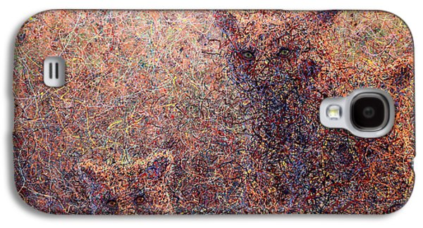 Loose Galaxy S4 Cases - Three Bears Galaxy S4 Case by James W Johnson