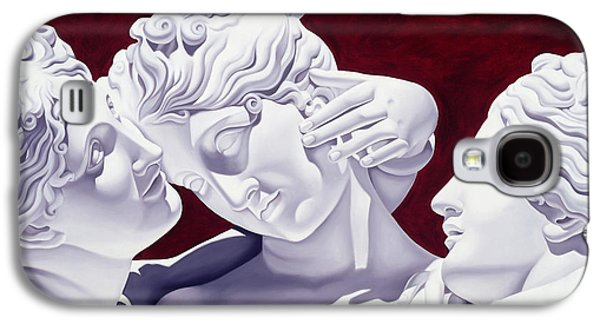 Three Graces Galaxy S4 Case by Catherine Abel