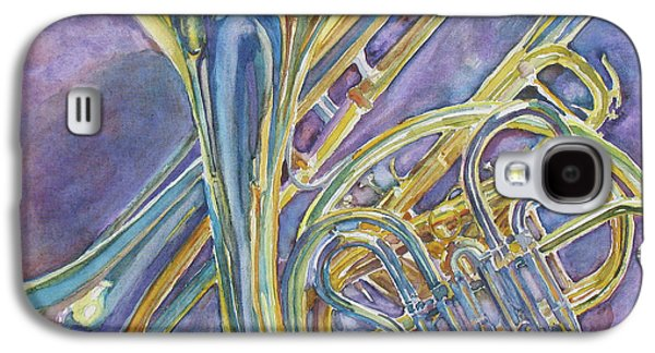 Three Horns Galaxy S4 Case by Jenny Armitage
