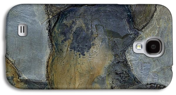 Abstracted Reliefs Galaxy S4 Cases - Throat Galaxy S4 Case by Claire Cundiff