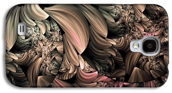 Youthful Galaxy S4 Cases - Through The Photographers Lens Abstract Galaxy S4 Case by Georgiana Romanovna